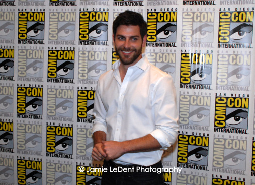David Giuntoli- Nick Burkhardt