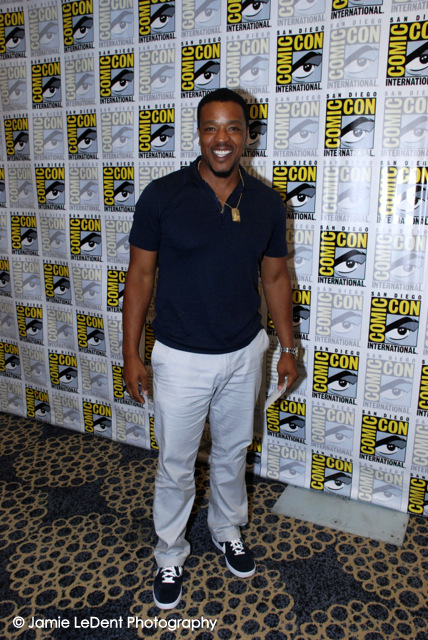 Russell Hornsby: Hank Griffin